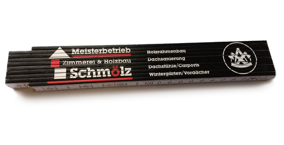 Zollstoecke Bedrucken Werbeartikel Markenzollstock 01