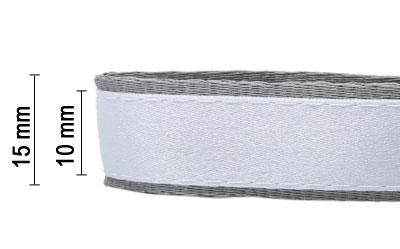 lanyard schluesselband bedrucken band auf band 15mm unterband 10mm Oberband premium lanyard guenstig drucken konfigurieren