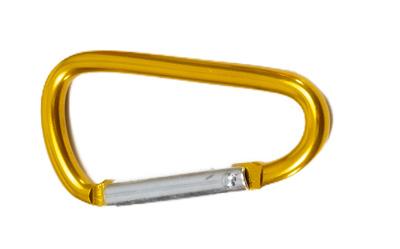 lanyard schluesselband schluesselanhaenger bedrucken grosser karabiner haken metall gelb premium lanyard guenstig drucken konfigurieren