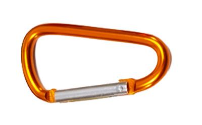 lanyard schluesselband schluesselanhaenger bedrucken grosser karabiner haken metall orange premium lanyard guenstig drucken konfigurieren