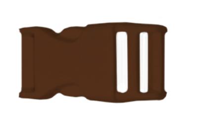 lanyard schluesselband schluesselanhaenger bedrucken kunststoff verschluss farbig braun dunkelbraun premium lanyard guenstig drucken konfigurieren