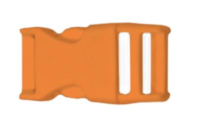 lanyard schluesselband schluesselanhaenger bedrucken kunststoff verschluss farbig hell orange premium lanyard guenstig drucken konfigurieren