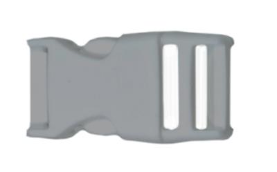 lanyard schluesselband schluesselanhaenger bedrucken kunststoff verschluss farbig silber hellgrau grau premium lanyard guenstig drucken konfigurieren
