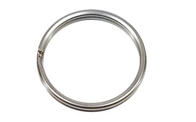 lanyard schluesselband schluesselanhaenger bedrucken schluesselring rund metall silber premium lanyard guenstig drucken konfigurieren