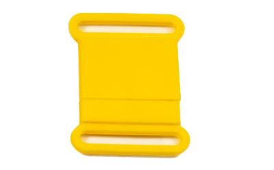 lanyard schluesselband schluesselanhaenger bedrucken sicherheitsverschluss gelb eigelb sonnengelb premium lanyard guenstig drucken konfigurieren