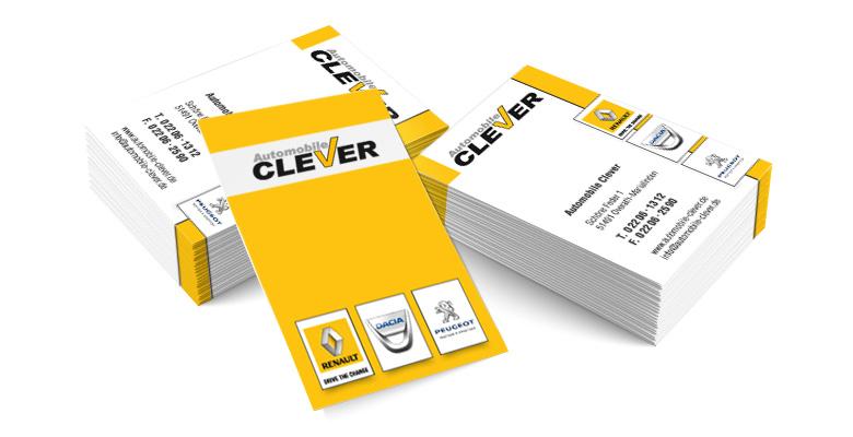 Visitenkarten Design Druck Guenstig Overath Koeln Nrw